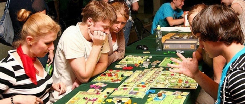 Настольные игры для школьников